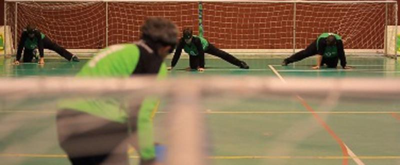 Arranca la temporada en la primera división masculina de Goalball. Fuente: FEDC