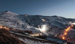 Sierra Nevada ofrecerá noches de esquí y snowpark en el Campeonato del Mundo