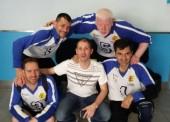 Adegoal Tamarán acaricia el título de Liga de goalball