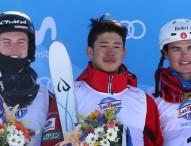 Britteny Cox e Ikuma Horishima, primeros campeones en Sierra Nevada 2017