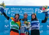 Lucas Eguíbar logra la plata en Sierra Nevada