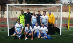 El ONCE Málaga asalta el liderato de la Liga