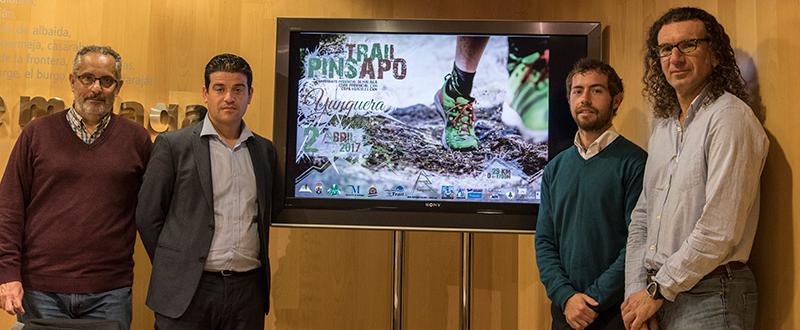 Presentación VII Pinsapo Trail. Fuente: Avance Deportivo/Francisco Torres