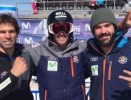 El snowboard cross español avanza con paso firme en Sierra Nevada