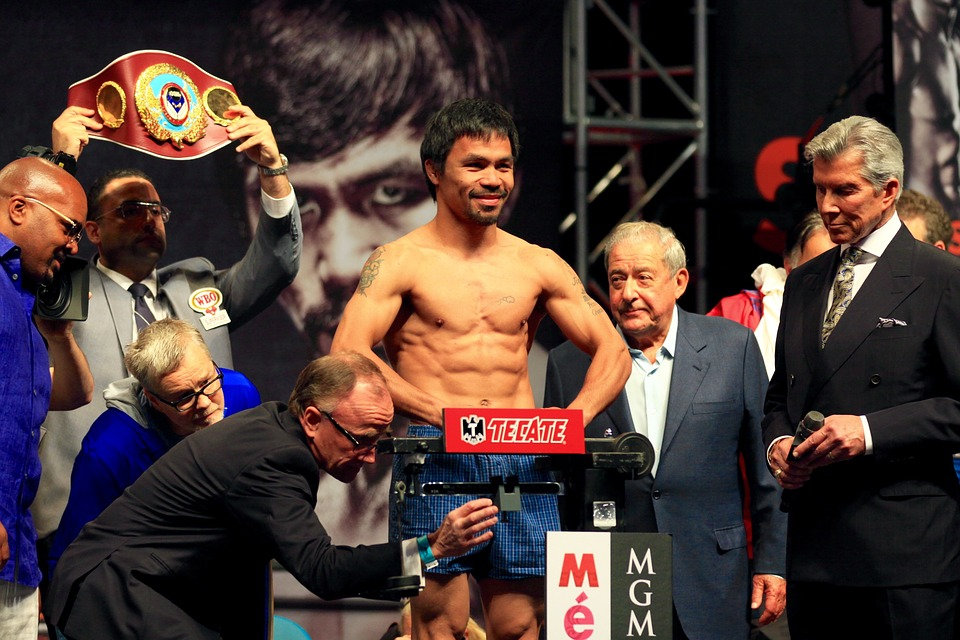 Boxing Boxer Manny Pacquiao Athlete