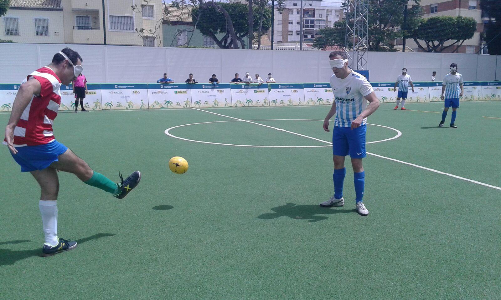 Moisés González y Antonio Martín 'Niño'. Fuente: AD