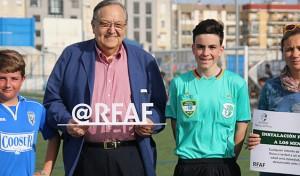 El Defensor del Menor nace en el fútbol andaluz