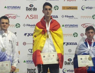 Jesús Tortosa, campeón de Europa sub-21 en Sofía