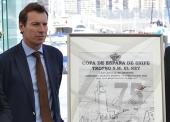 La Bahía de Málaga acoge la Copa de España de Snipe