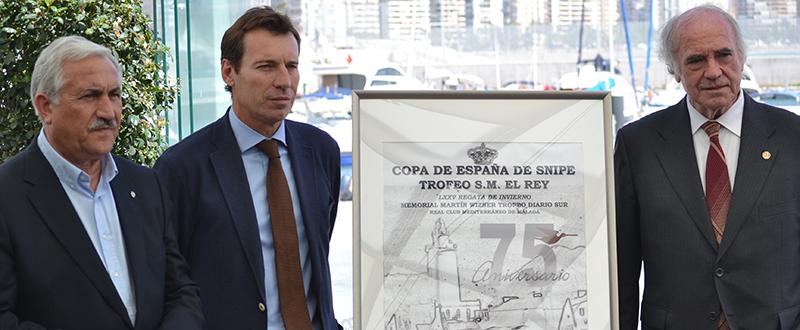 Presentación Trofeo SM El Rey de Vela. Fuente: Avance Deportivo