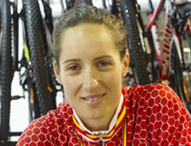 Rocío Martín, a por la Vuelta Andalucía MTB 2017