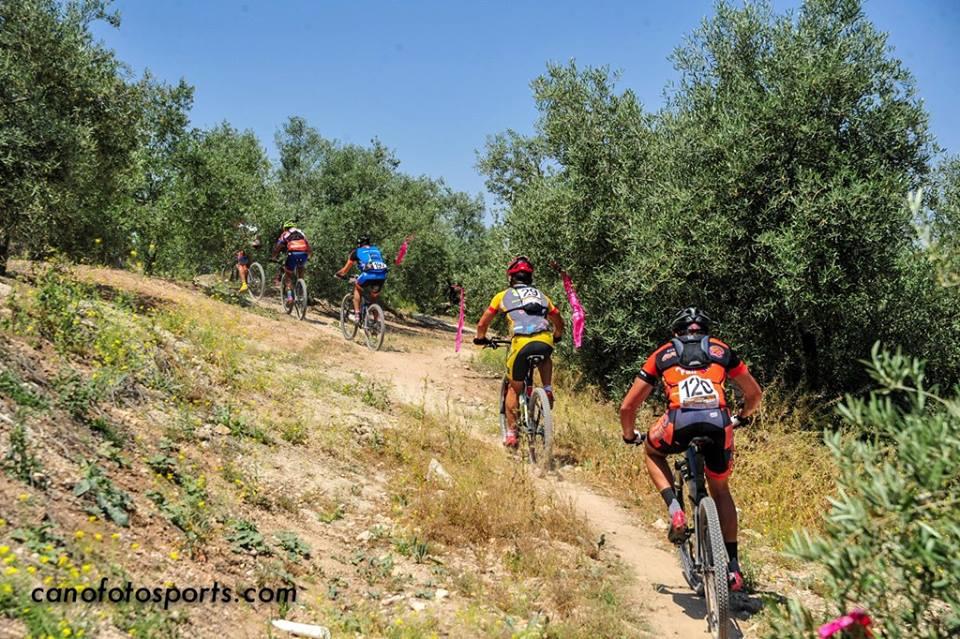 Imagen de archivo de la Vuelta Andalucía. Fuente: VA