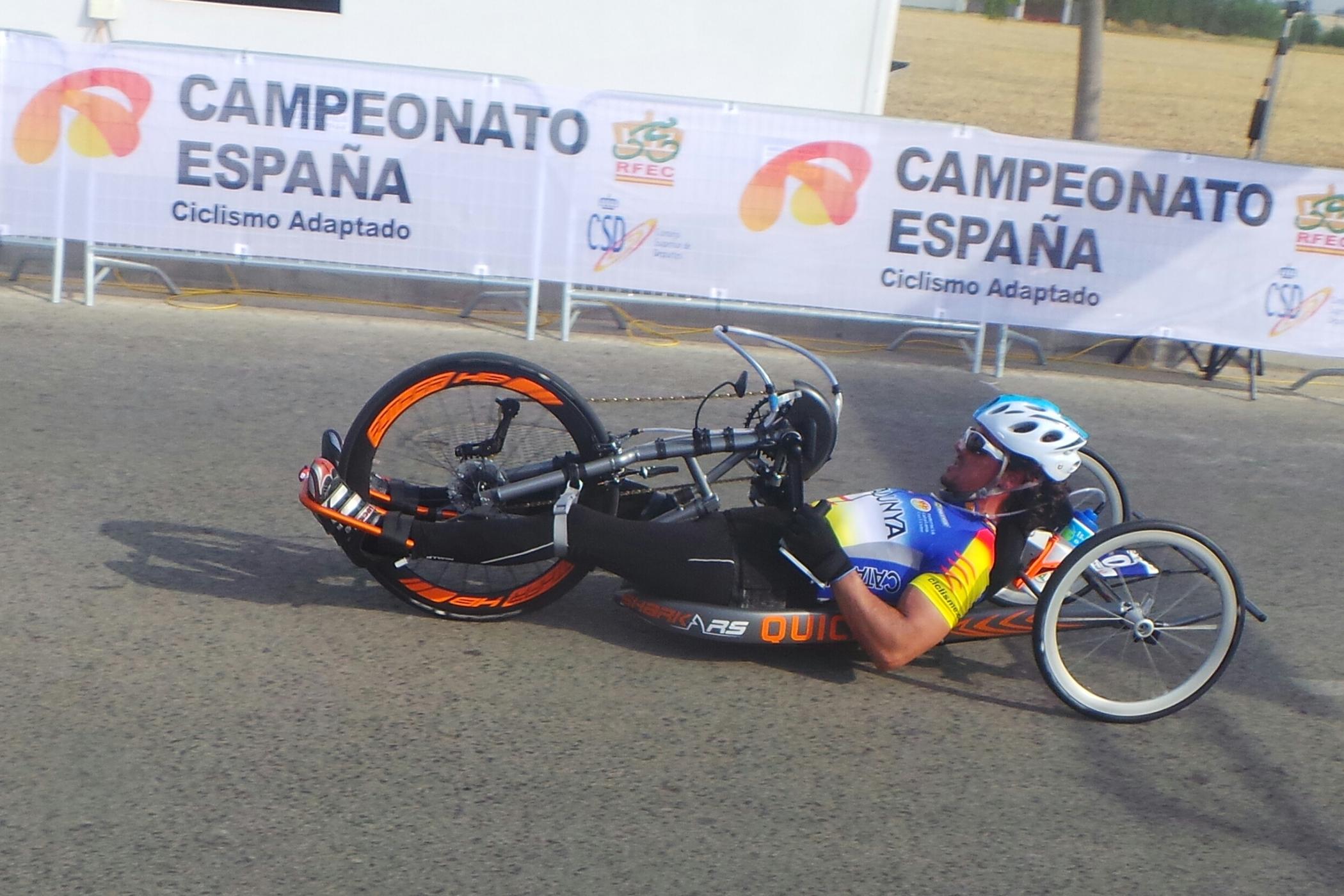 Sergio Garrote. Fuente: RFEC