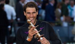 Nadal conquista su 5ª corona en Madrid