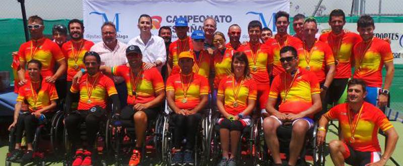 Todos los campeones de España de ciclismo en línea. Fuente: RFEC