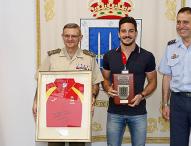 """Damián Quintero: """"El oro europeo era el principal objetivo este año; el oro olímpico sería hacer historia"""""""