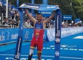 El paratriatlón español logra cinco medallas en Yokohama