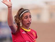 Triunfo de las 'Redsticks' ante Inglaterra en el tercer encuentro