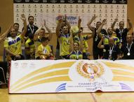 El CD Ilunion, campeón de la Champions Cup