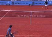 Nadal y Caverzaschi, unidos para impulsar el tenis en silla