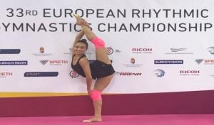 Natalia García lleva a España al Europeo de Valladolid 2018