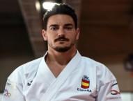 Damián Quintero, el rey español del karate mundial