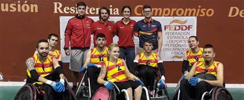 El equipo de Cataluña gana el campeonato de España de selecciones autonómicas. Fuente:  FCEDF