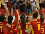 España luchará por una clasificación histórica en la Liga Europea de voleibol