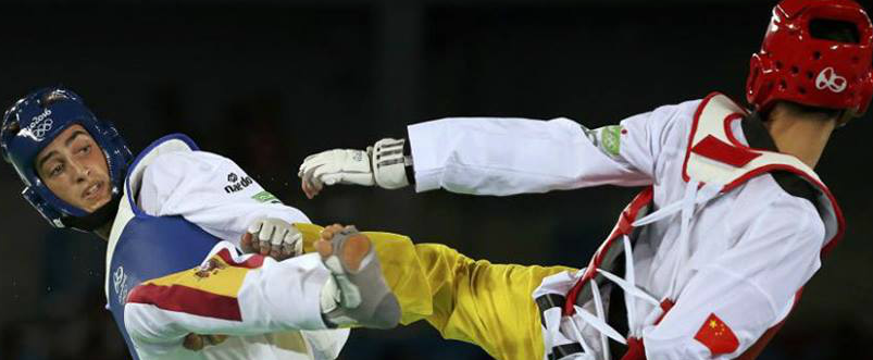 Jesús Tortosa en los JJOO Río'16 / Foto: Olympic