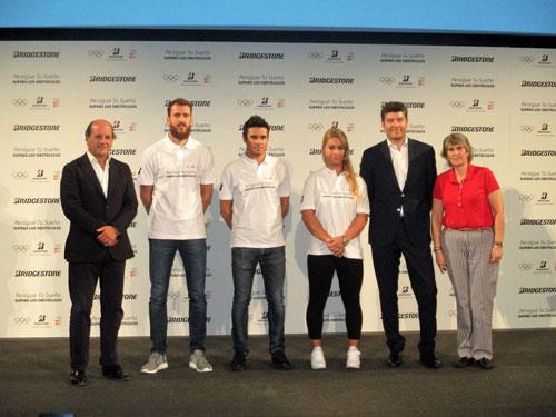 Presentación campaña 'Persigue sueños'. Fuente: Avance Deportivo/MC