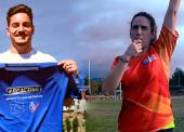 Damián Quintero y Alhambra Nievas, embajadores de la Semana Europea del Deporte