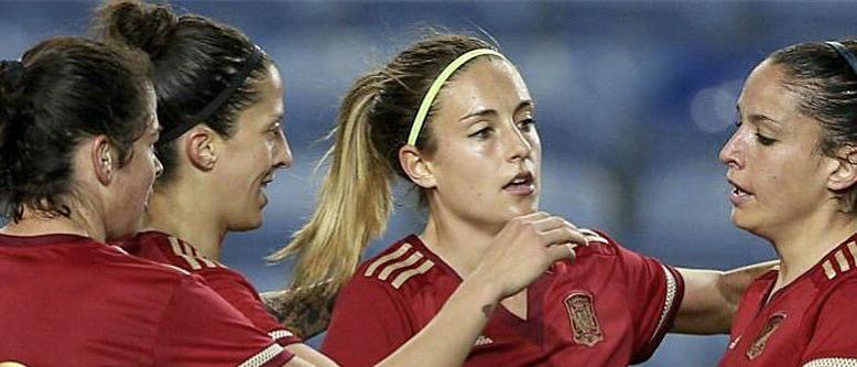 Foto archivo de la selección española / Fuente: Alexia Putellas