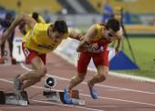 Descarrega-Blanquiño, un tándem de oro en el Mundial