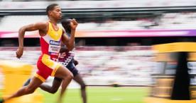 Deliber Rodríguez, subcampeón del mundo en los 800 metros
