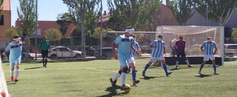 El BNFIT ONCE Madrid ganó por penaltis al ONCE Málaga y pasó a la final. Fuente: AD