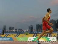 Joan Munar, bronce mundial en los 100 metros