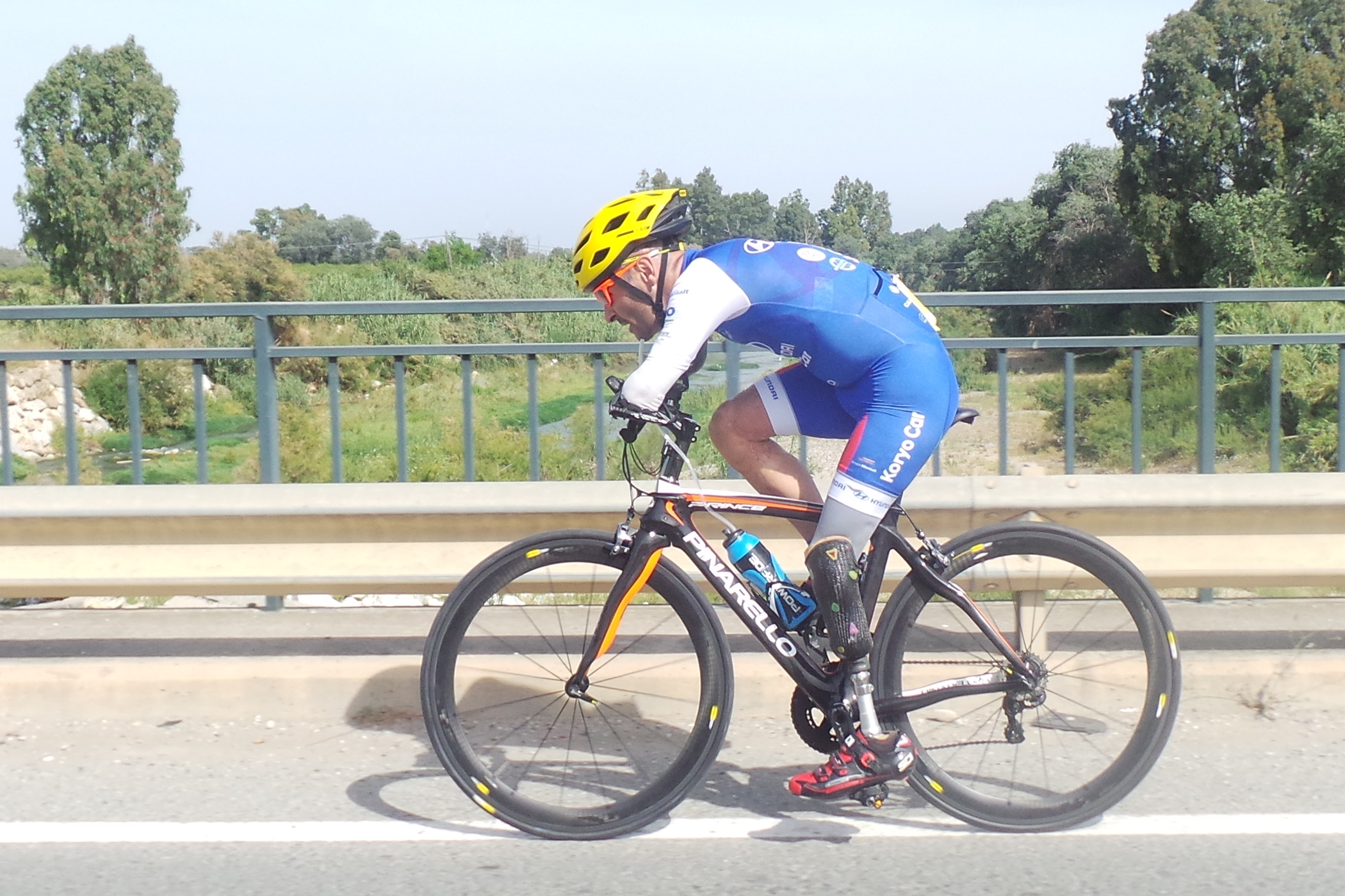 El ciclismo vuelve a ilusionar a Ten.