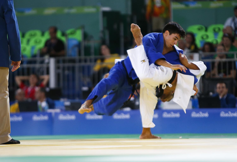 Daniel Gavilán en Río. Fuente: CPE