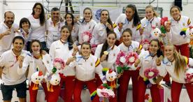 Lluvia de medallas para clausurar el FOJE Györ 2017