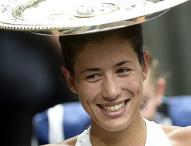 Garbiñe Muguruza vence a Venus Williams y hace historia en Wimbledon