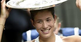 La trayectoria de Muguruza, una de las mujeres más exitosas en el mundo del tenis