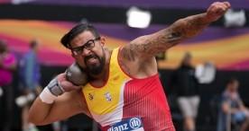 Kim López logra el bronce mundial en lanzamiento de peso