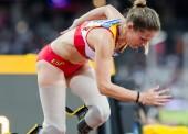 Sara Andrés logra un bronce mundial bajo la lluvia