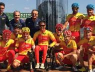 11 ciclistas españoles disputan en Sudáfrica el mundial de carretera