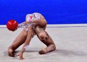 Arranca el mundial de gimnasia rítmica de Pesaro