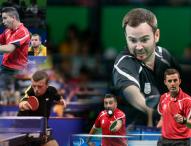 La selección española de tenis de mesa, lista para el Europeo
