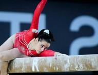 Ana Pérez y Joel Plata, 20ª y 24ª en el mundial de gimnasia artística
