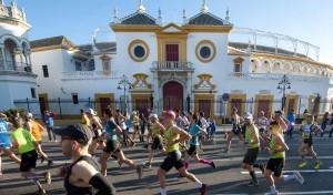 Abiertas las inscripciones para el Maratón de Sevilla 2018