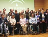 Entregados los premios del deporte adaptado de Sevilla