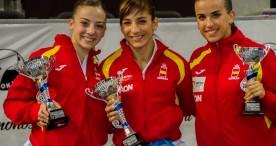 Sandra Sánchez gana el oro y sigue 1ª en el ranking mundial